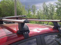 Багажник на крышу Киа Рио 4