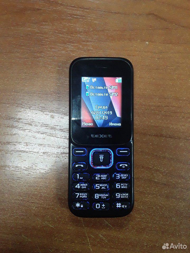 Телефон texettm-128