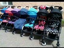 Baby Time Супер коляска Новая