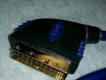 Аудио-видео кабель ixos 3метра