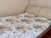 Кровать с матрасом — Мебель и интерьер в Москве