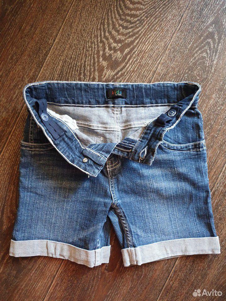 Шорты джинсовые  89176790351 купить 2