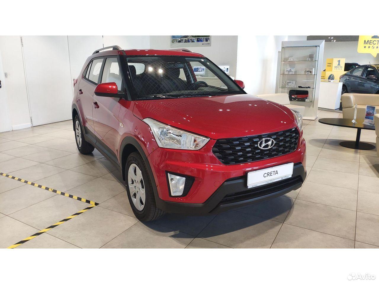 Hyundai Creta, 2020  89133308137 купить 1
