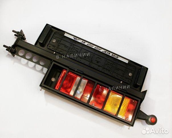 Кронштейны задних фонарей противоподкатный брус  89523983266 купить 9