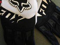 Вело перчатки Fox m