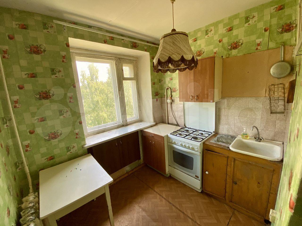 2-к квартира, 45.4 м², 5/5 эт.  89056357951 купить 7