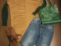 Платье под замшу Mohito Мохито — Одежда, обувь, аксессуары в Самаре