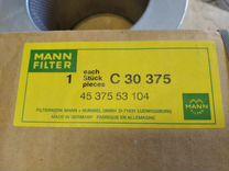 Mann- filter C 30 375 (Воздушный фильтр)