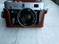 Фотоаппарат Фед-3 иСмена-8м