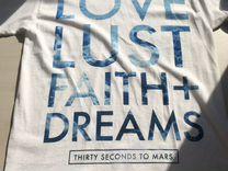 Оригинальные футболки 30 seconds to Mars