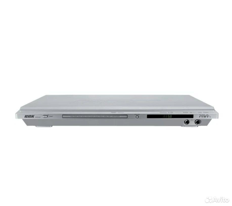 DVD-плеер BBK DV624SI