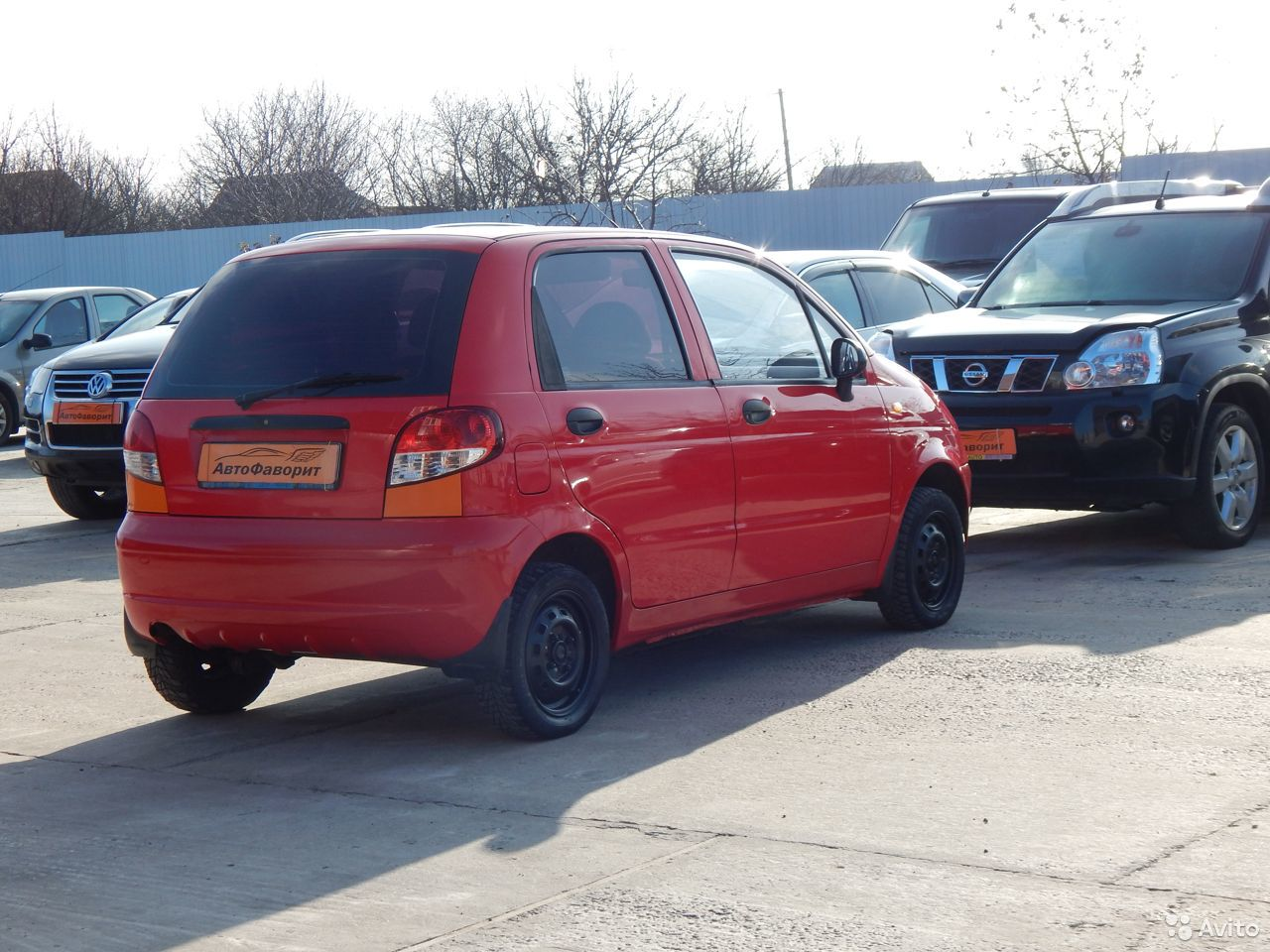 Daewoo Matiz, 2013  89611691114 купить 3