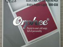 Струны Orphee новые 008-038