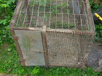 Отдам клетки для кроликов б/у