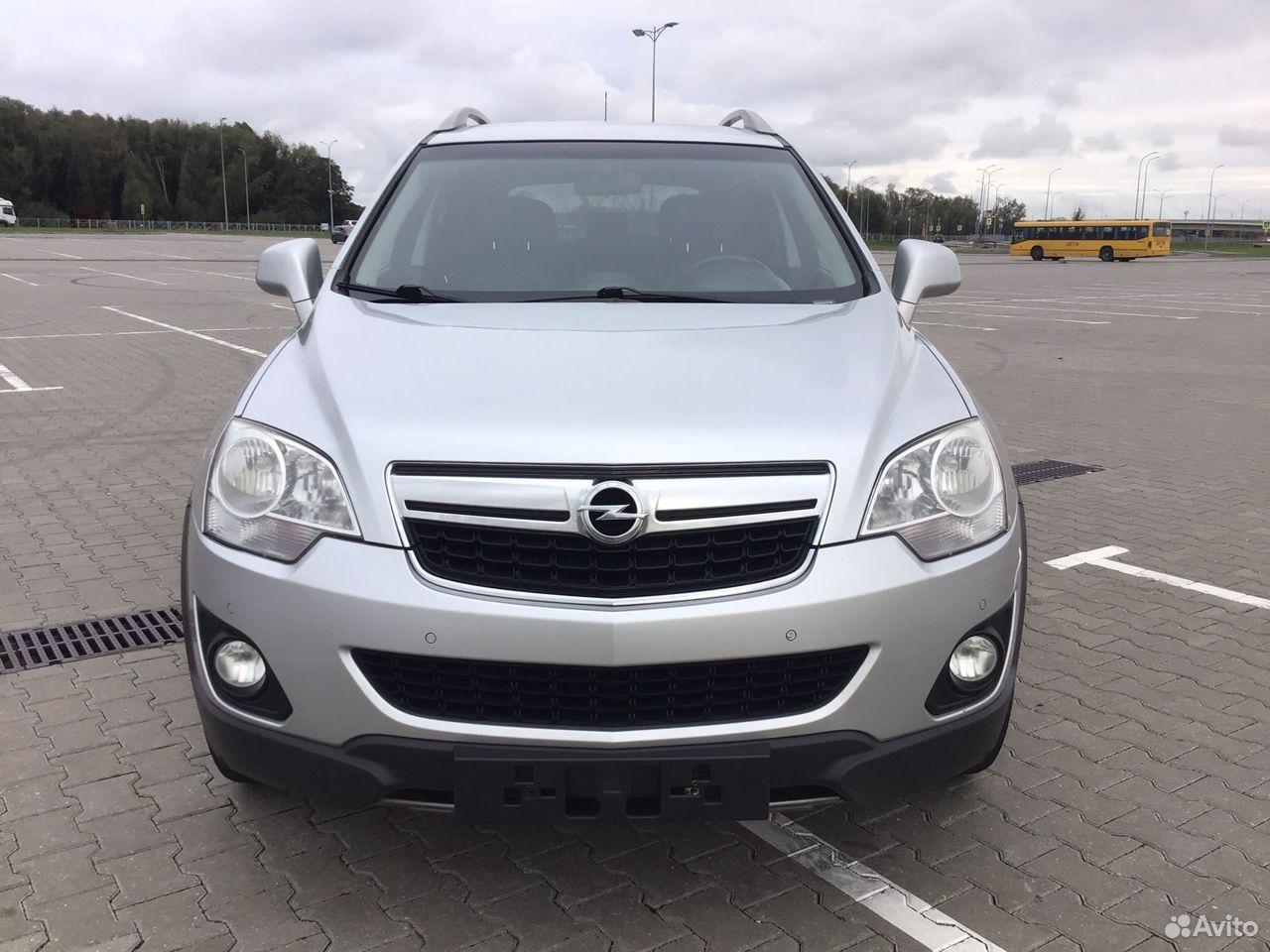 Opel Antara, 2012  89097984001 купить 1