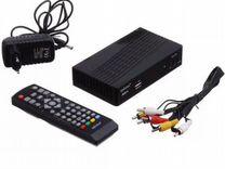 DVB-T2 приставка ресивер