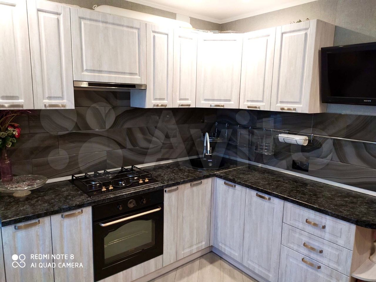 1-room apartment, 44 m2, 2/10 et.