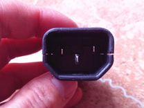 Штекер коннектор iec320 для UPS