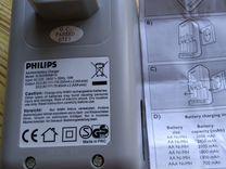 Зарядка для аккумуляторных батареек Philips