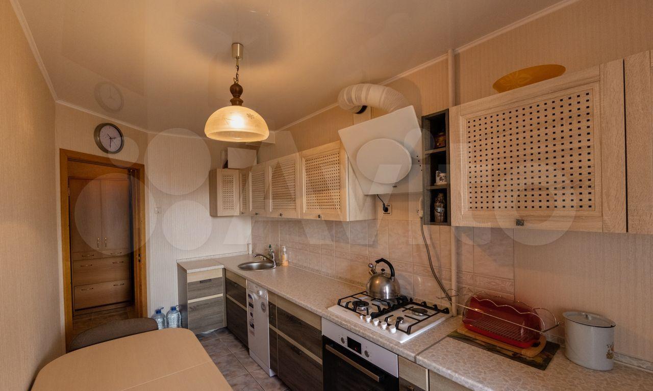 3-к квартира, 65.8 м², 6/9 эт.  89272846290 купить 7