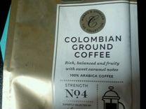 Кофе колумбийский растворимый Англия