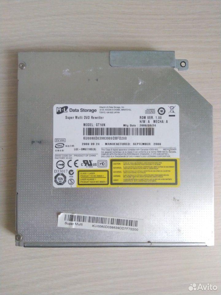DVD RW для ноутбука  89009013546 купить 1