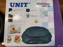 Электрическая Блинница Unit UGP-30 черная