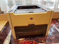Принтер двусторонний HP Laser Jet 1320+1 картридж