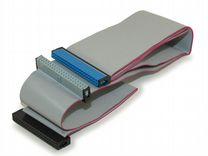 Кабель, шлейф IDE HDD, FDD кабель дисковода 3.5