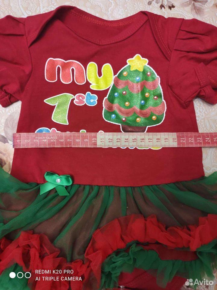 Новогодние боди-платье  89145252668 купить 1