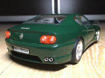 1/18 Ferrari 456GT Green Bburago Made in Italy