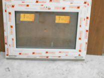 Окна пластиковые Б/У 703х500 мм