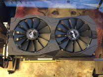 Asus GeForce GTX 1050 strix ос