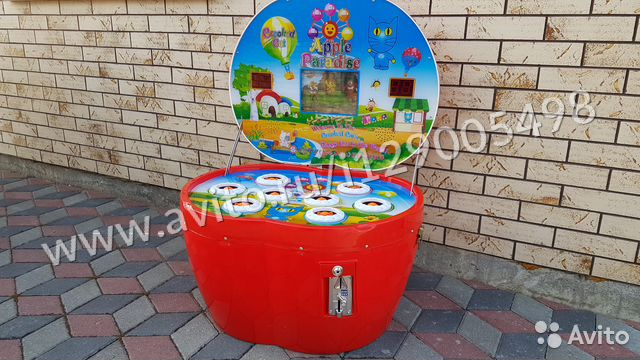 детские игровые автоматы казань купить