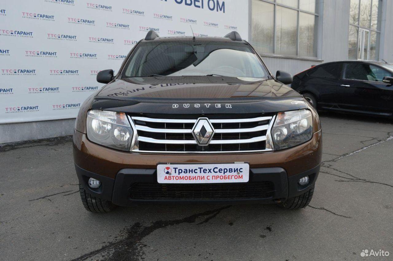 Renault Duster, 2013  83412650634 купить 2