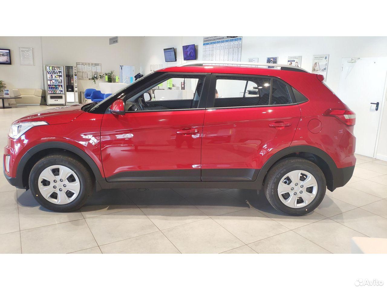 Hyundai Creta, 2020  89133308137 купить 3