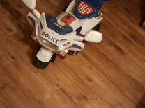 Мотоцикл - police