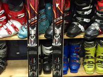 Горные лыжи nordica HotRod 170