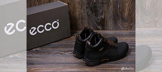 73e67fb5d152 Зимние ботинки ecco доставка по всей России купить в Москве на Avito —  Объявления на сайте Авито