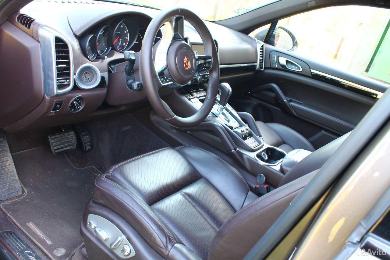 Porsche Cayenne, 2015  89606145036 купить 6