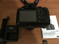 Canon 1300d Kit 18-55mm is ll WiFi сост новой