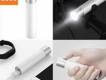 Xiaomi Mi Portable Flashlight фонарик Power Bank