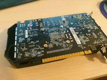 Видеокарта Gigabyte 1050 ti 4гб (gv-n105toc-4gd)