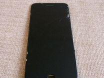 Оригинальный дисплей от iPhone 7 plus. Треснуто ст