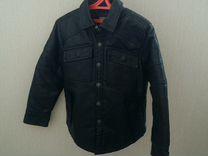 Куртка кожаная Guess р. 5-6 лет