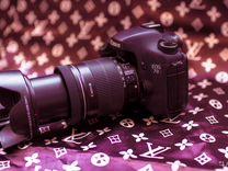 Удобный комплект Canon 7D + Canon 18-135 IS AF