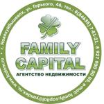 """Агентство недвижимости """"FAMILY CAPITAL"""
